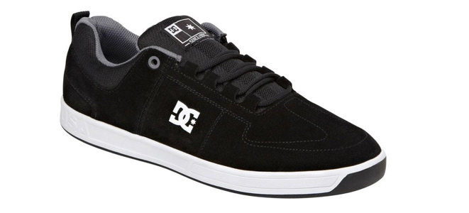 promo code 0a420 1a3be ... LADD - PJ S LX Dc Shoes Lynx S Black Pewter Pacific Drive Skateboard ...