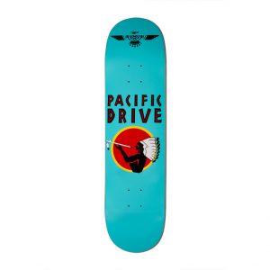 Pacific Drive Deck – Blue 8″