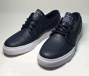 "brand new e5d27 09256 Nike SB Zoom Stefan Janoski Leather QS ""Blue Croc"""