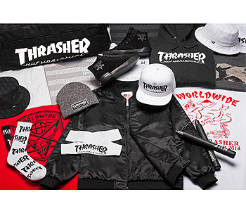 18d799939d1 HUF X THRASHER STOOPS ASIA TOUR - PACIFIC DRIVE SKATEBOARD SHOP