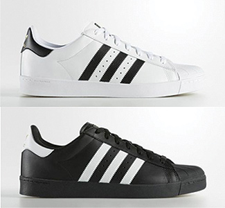 Superstar Vulc ADV by Cheap Adidas skateboarding Millennium Shoes