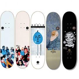 Polar & Magenta Skateboards Spring 16