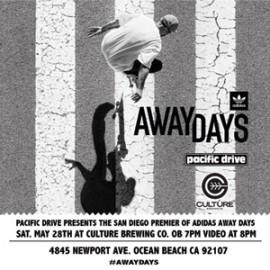 Adidas AwayDays San Diego Premier
