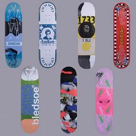 Quasi Skateboards Collection 6
