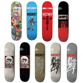 Hockey Skateboards Winter 16