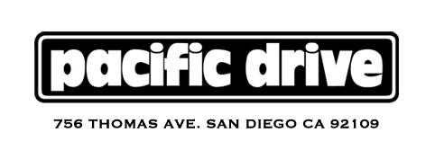 PACIFIC DRIVE SKATEBOARD SHOP